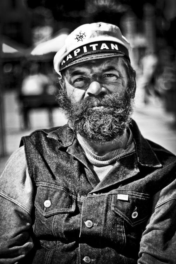 The Captain by Adrian Chudek