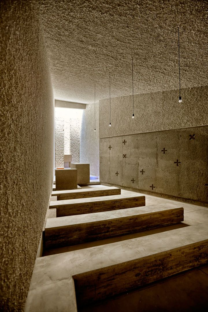 #Architecture in #Spain - #Chapel by Alejandro Beautell