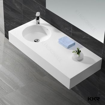 New Design One Piece Bathroom Sink And Countertop Small - One piece bathroom sink and countertop