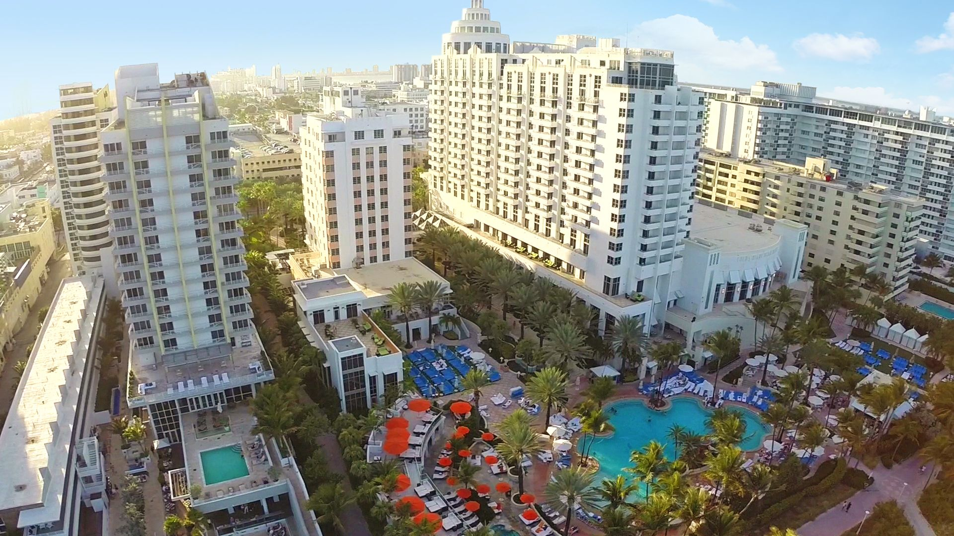 We Had The Pleasure Of Visiting The Loews Miami Beach Hotel And It Is Exquisite
