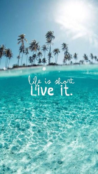 Cutiewallpapers Cute Girl Wallpaper Summer Wallpaper Beach Quotes