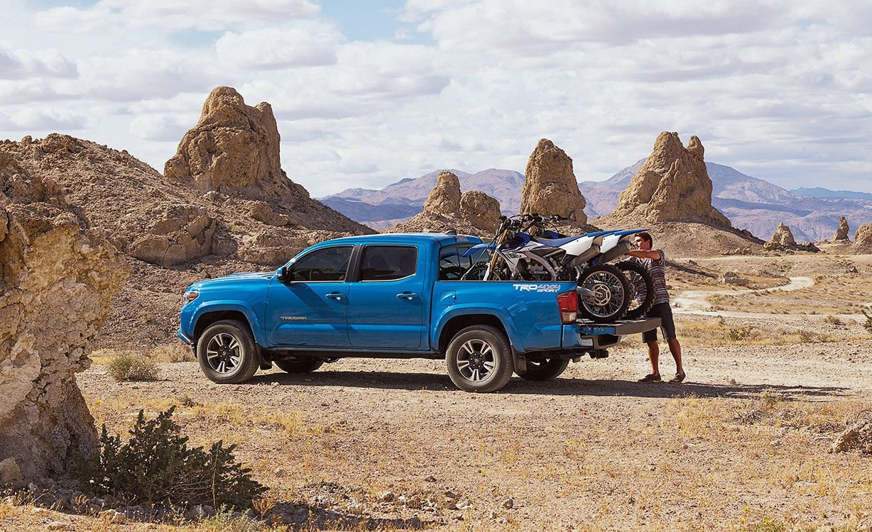Along With The Nissan Frontier Pro 4x V6 4x4 With Manual Transmission Maybe The Best Buys In A Light Duty Truck With A Toyota Tacoma Toyota Tacoma Trd Toyota