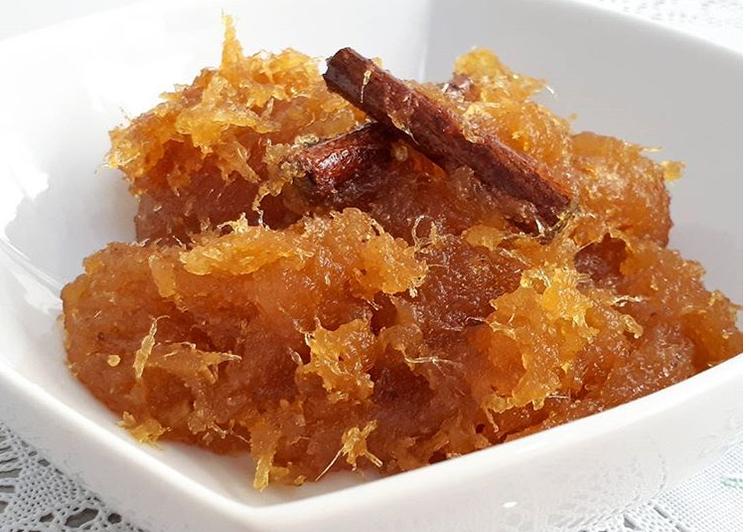 Resep Selai Nanas Kering Untuk Kue Nastar Oleh Iniresep Com Resep Resep Makanan Dan Minuman Nastar