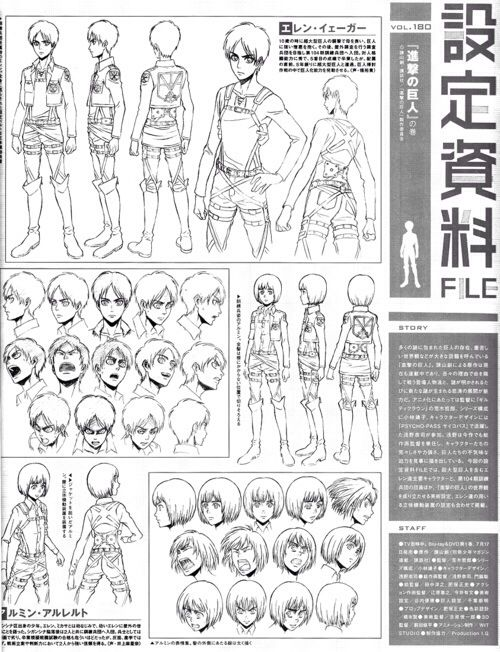 Pin By Ro On Anime Manga Attack On Titan Art Character Model Sheet Character Design Reiner is the best attack on titan character and i love reiner soooo much, i wish that he was real so i can kiss him and tell him how i feel about him being my boyfriend. attack on titan art