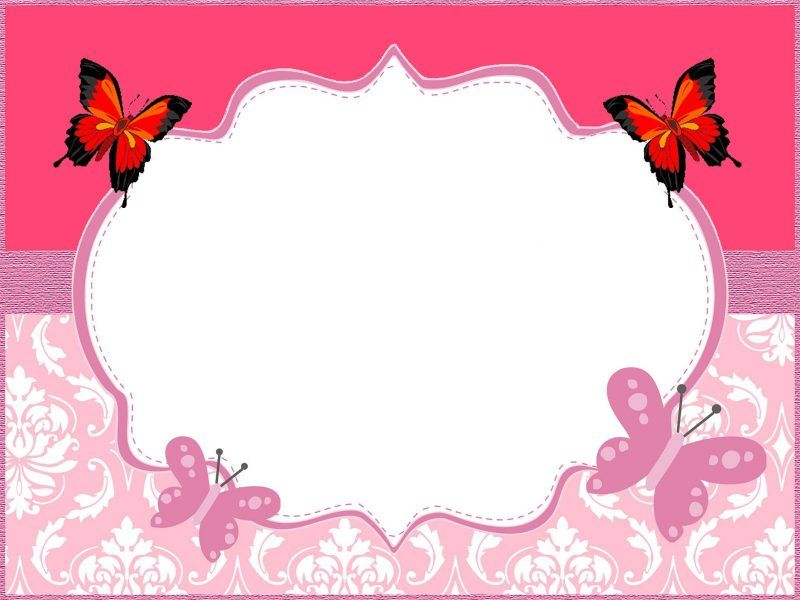 Butterfly Invitation Template Butterfly Invitations Free Invitation Templates Butterfly Party Invitations