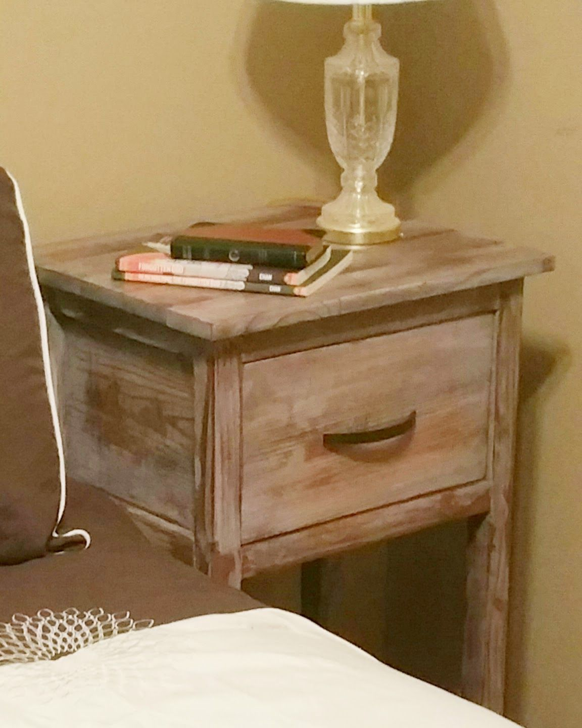 Night stands custom sized and finished do it yourself home night stands custom sized and finished do it yourself home projects from ana white solutioingenieria Image collections