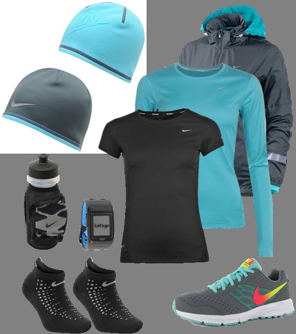 Winter Running Nike Ladies winter running gear http