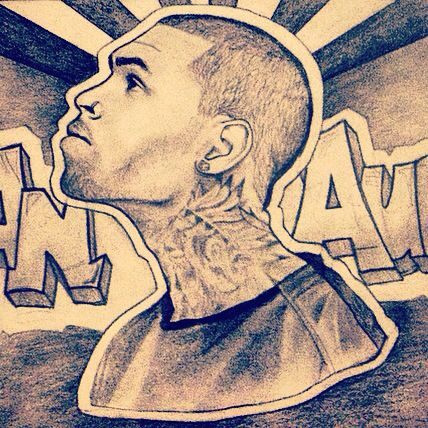 Portait chris brown chrisbrown art painting drawing tekening portait chris brown chrisbrown art painting drawing tekening portret graffiti tattoo altavistaventures Images