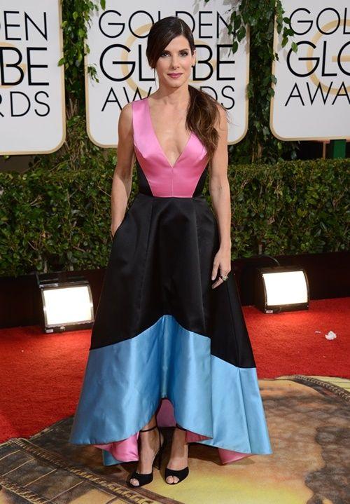 Las mejor vestidas de los Globos de Oro 2014: una alfombra roja que deslumbra