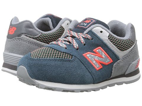 online store 9b3a0 b1612 New Balance Kids 574 Outside In (Infant/Toddler) | Baby boy | New ...