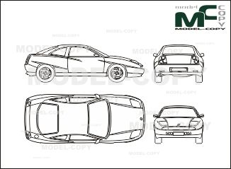 Fiat coupe blueprints ai cdr cdw dwg dxf eps gif jpg fiat coupe blueprints ai cdr cdw dwg dxf eps malvernweather Image collections