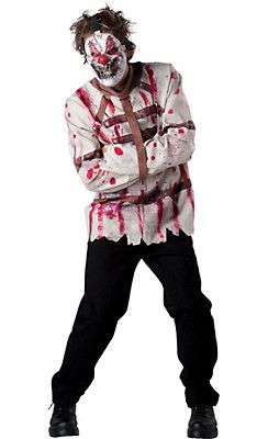 Horror Costumes for Men - Horror Halloween Costumes - Party City ...