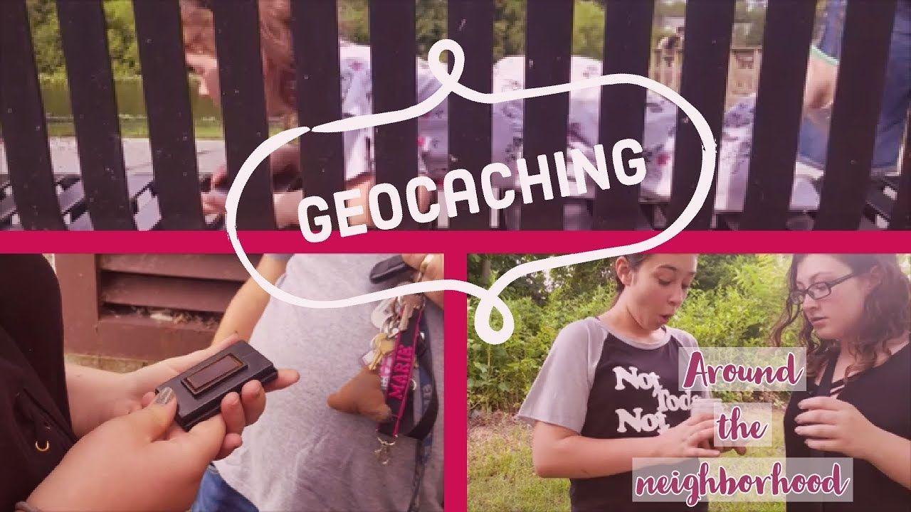 Geocaching Around Town / Geocaching Adventure / Those