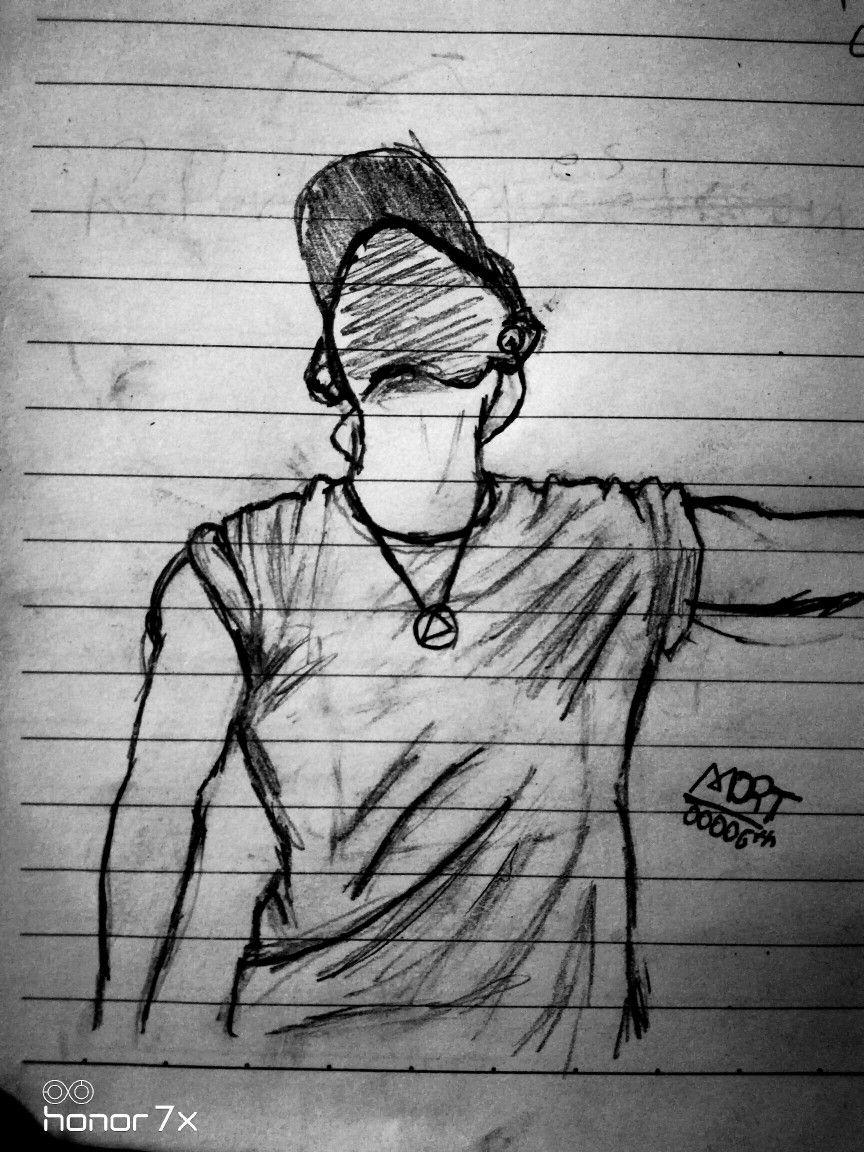 Eminem drawing Fan 🔥  Eminem drawing, Eminem tattoo, Drawings