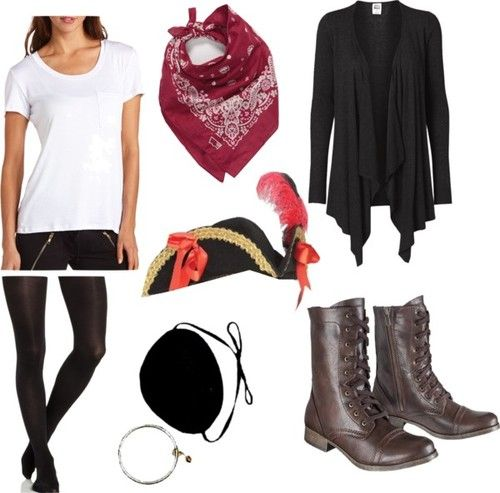 8 sencillos disfraces caseros para mujer costumes - Disfraz halloween casero ...