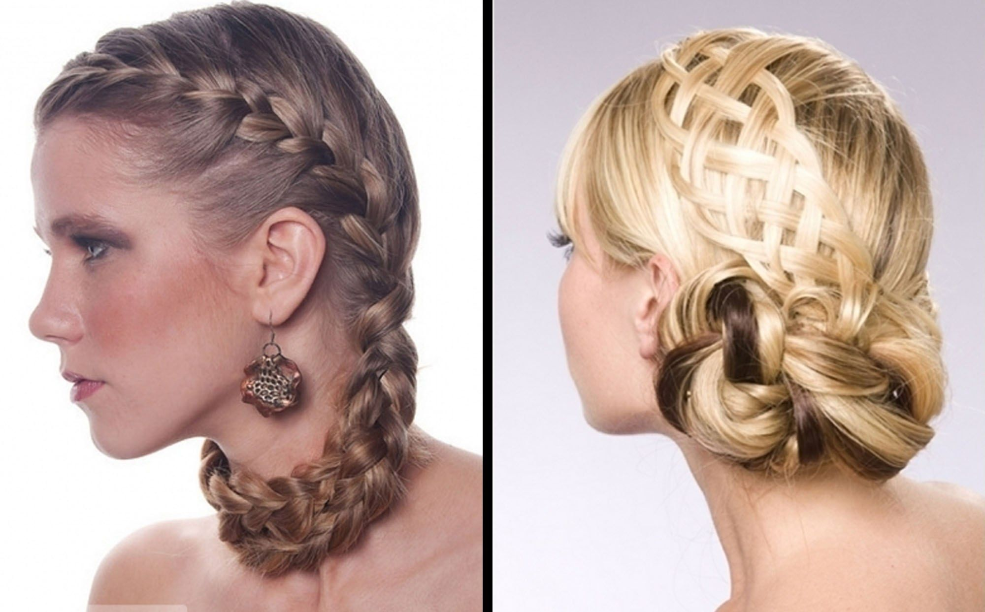 Short prom hair on pinterest side curly hairstyles prom hair