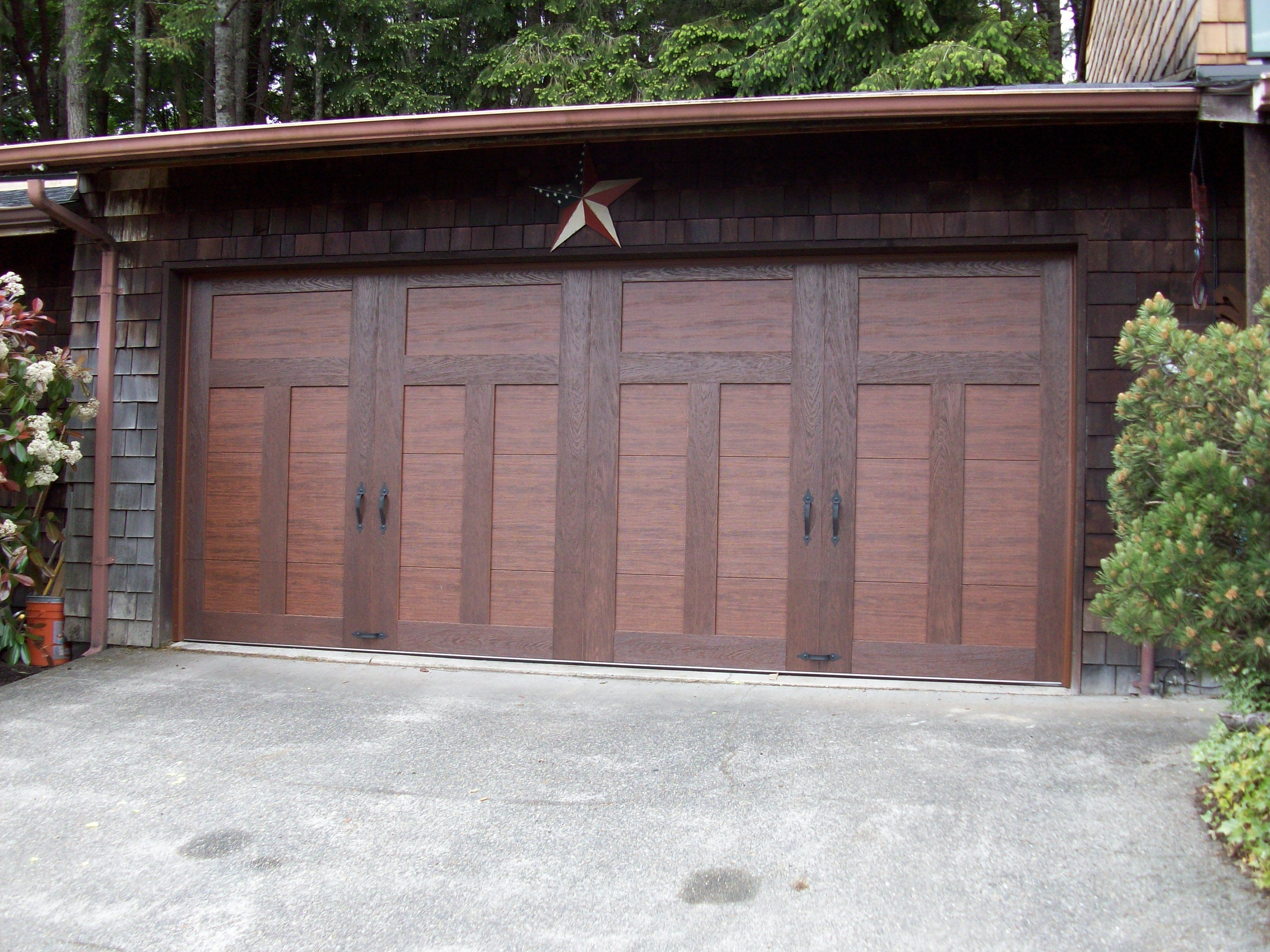Clopay Canyon Ridge Door installed by Kitsap Garage Door in Bremerton WA. #Kitsapgaragedoor & Clopay Canyon Ridge Door installed by Kitsap Garage Door in ... pezcame.com