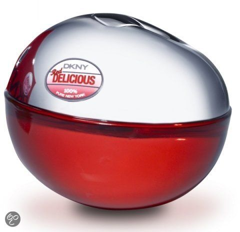 DKNY Be Delicious Red For Women - Eau De Parfum