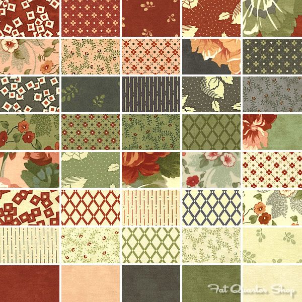 Front Porch By Jan Patek For Moda Fabrics Fabric Pinterest