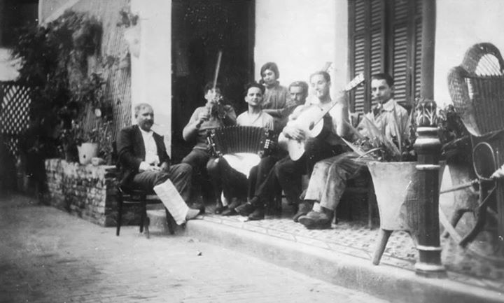 Fotos de tango antiguas