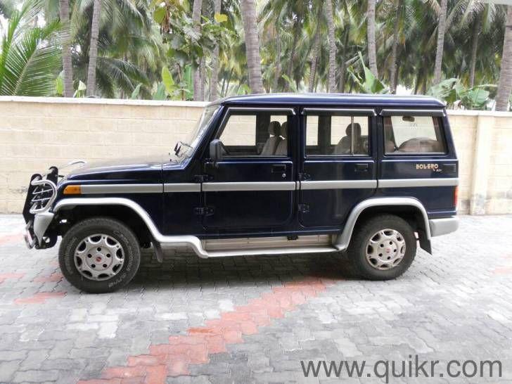 Mahindra Diesel Bolero Slx 2006 2 75 La Khs In Palani Used Cars On