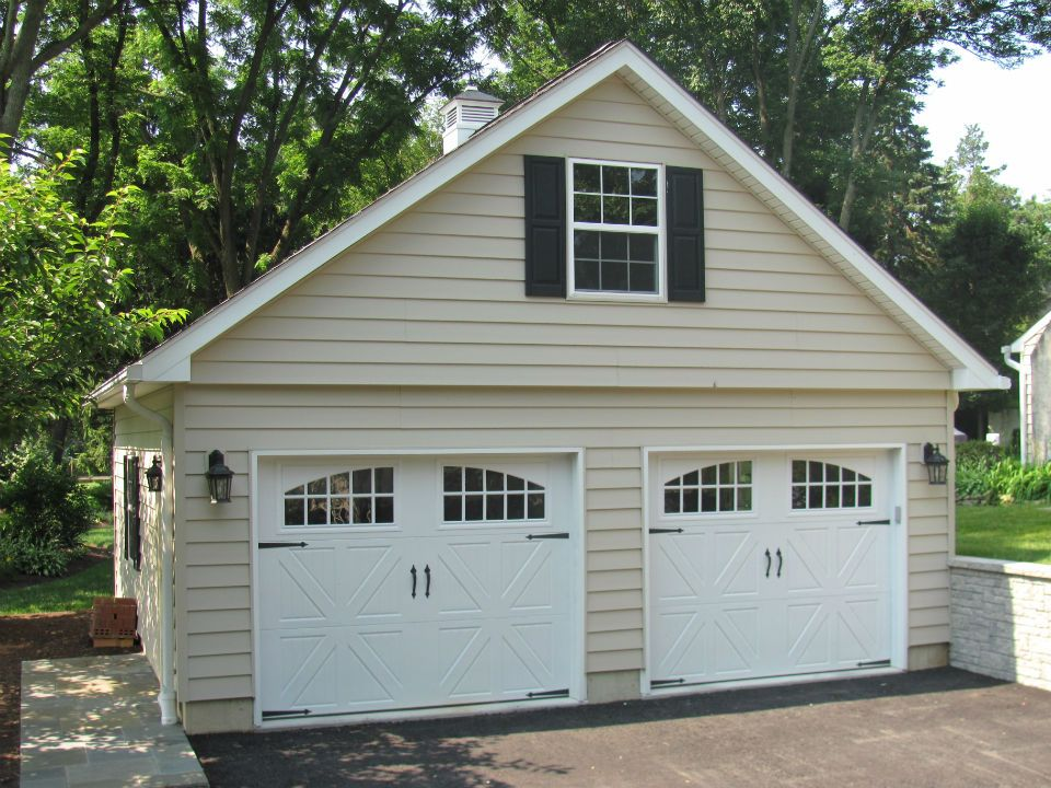 2Car Garages Garages by Opdyke Garage, Garage loft