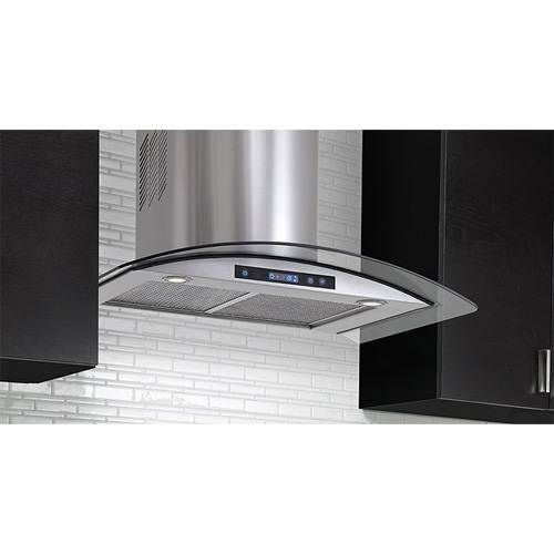The Danby Silhouette Select Series 36 Inch Wall Mount