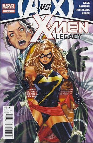 X Men Legacy 268 269 Avengers Vs X Men Rogue Vs Ms Marvel Ebay Ms Marvel Ms Marvel Captain Marvel Marvel Comics Art