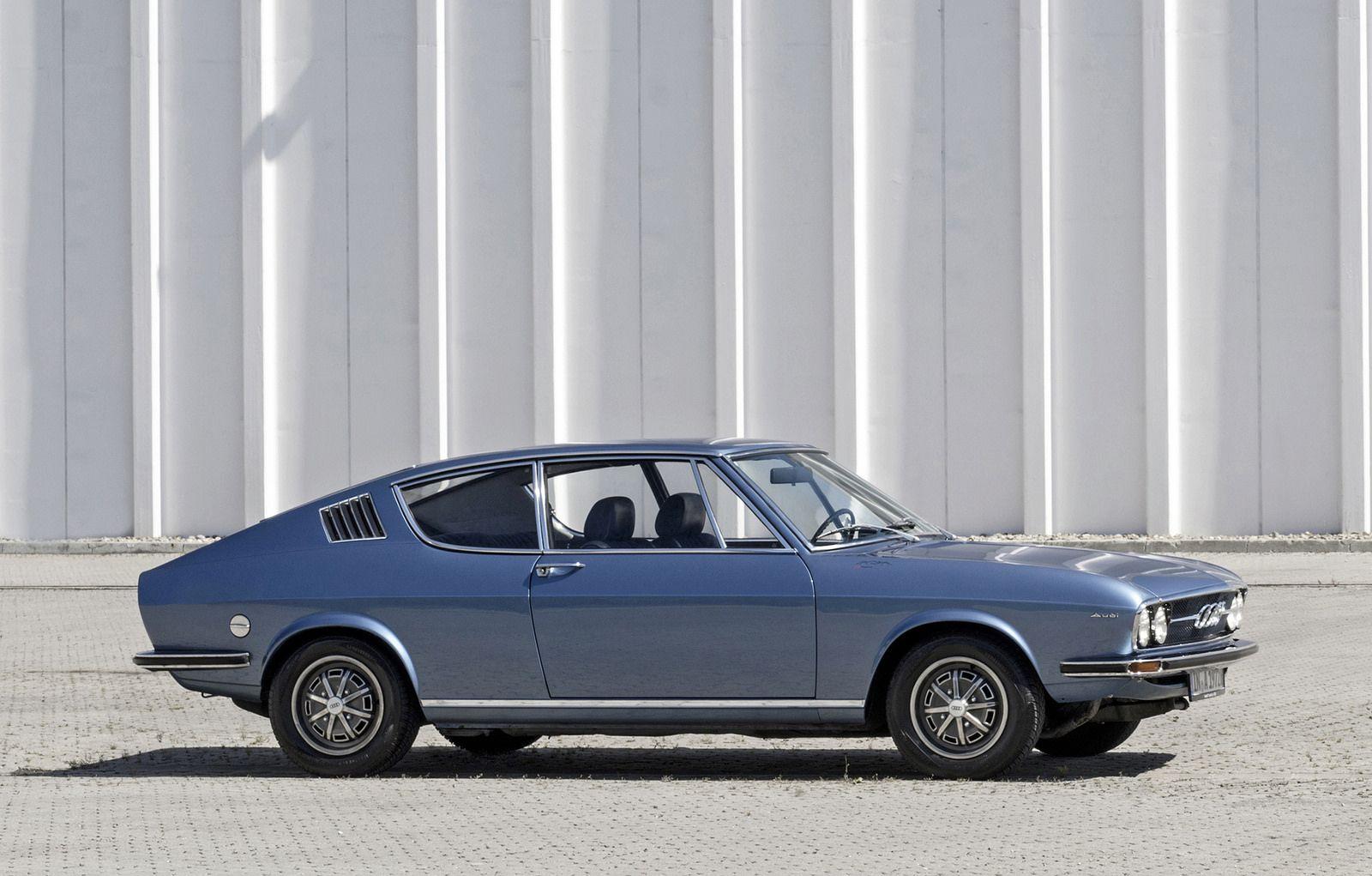 1970 Audi 100 Coupé S (C1)   Audi 100 coupé s, Audi 100, Audi