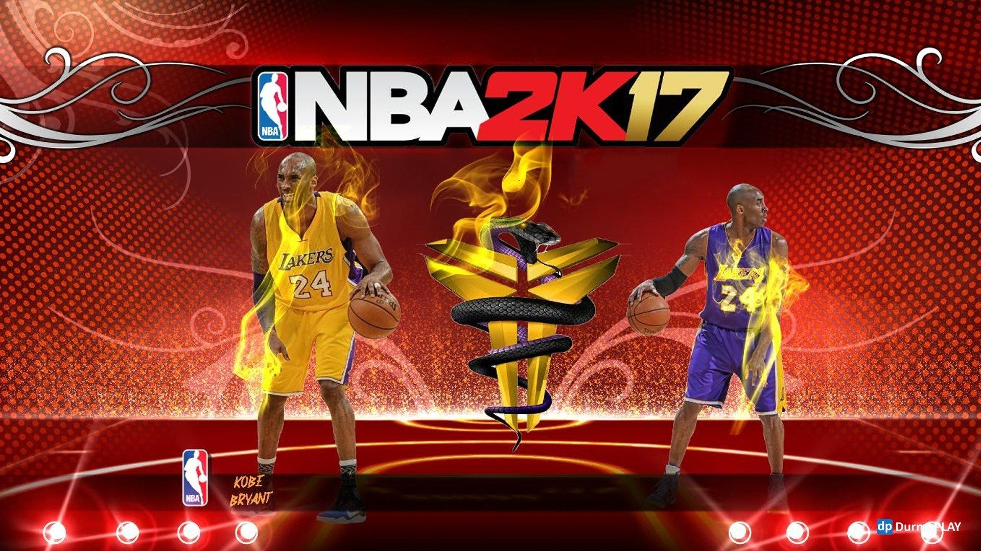 Hd wallpaper nba - Nba 2k17 Hd Wallpapers