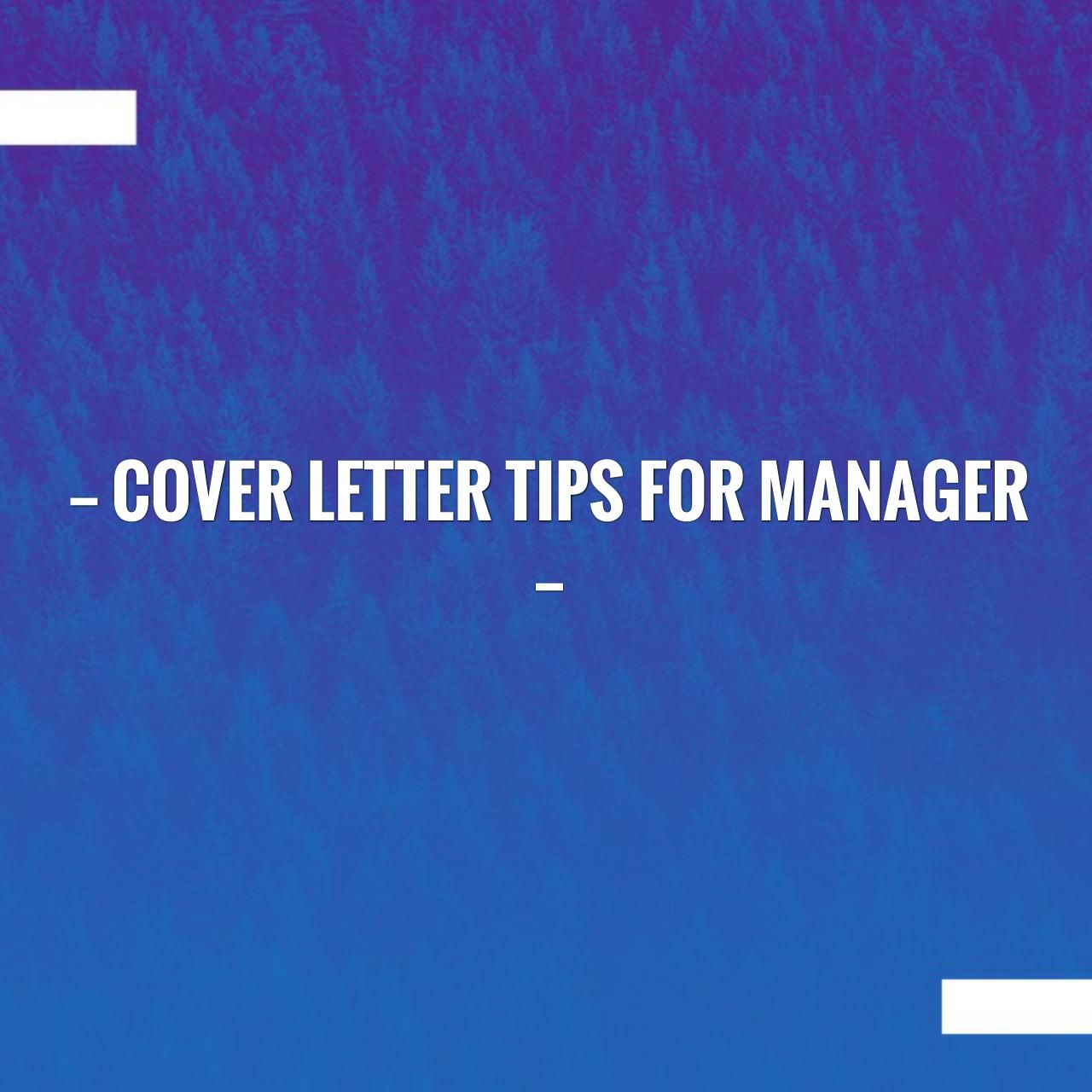 Fingers crossed but I\'m hoping you\'ll love this: Cover letter tips ...