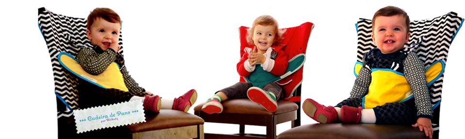Cadeira de Pano - Petlik Sling