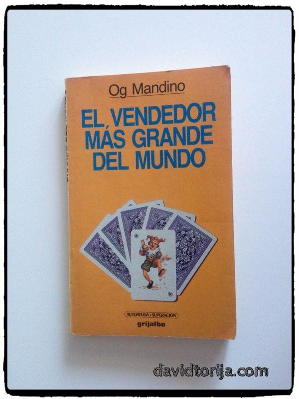 Resena De El Vendedor Mas Grande Del Mundo De Og Mandino Libros Para Leer Amantes De La Lectura Libros Que Voy Leyendo