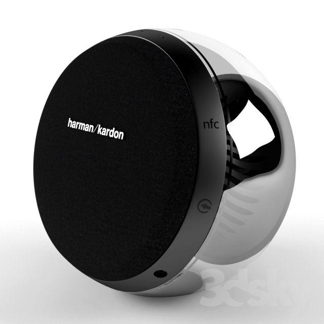 3d Models Pcs Other Electrics Harman Cardon Speakers Speaker Harman Kardon 3d Model
