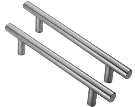 Altro 25mm Guardsman Cranked Pull Handle   400mm Centres   Polished  Stainless Steel | Babs   Ironmongery | Pinterest | Pull Handles, Centre And  Stainless ...