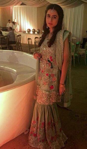 Gharara | Pakistani Bridals and Jewellery | Pinterest