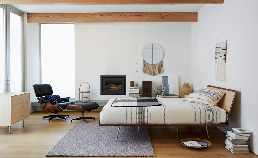 Nelson thin edge bed with h frame in 2020 Furniture