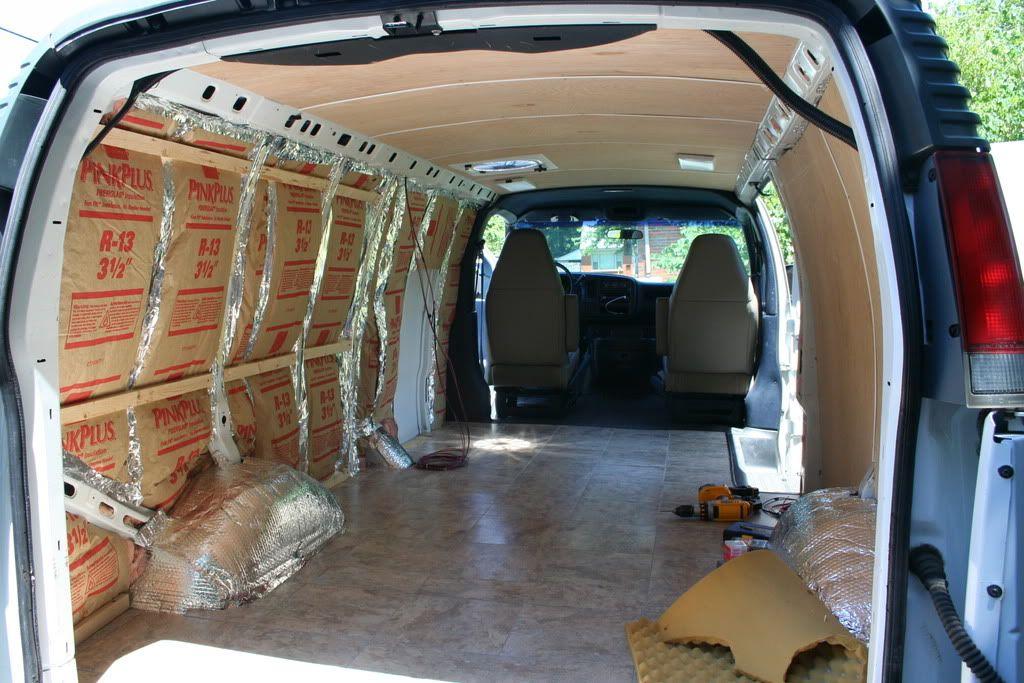 Van Construction Forum Cargo Conversion Camper Conversions Interior Motorhome