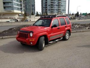 2004 Jeep Liberty Limited Suv Calgary Alberta Image 1 Suv Jeep Liberty Suv Cars
