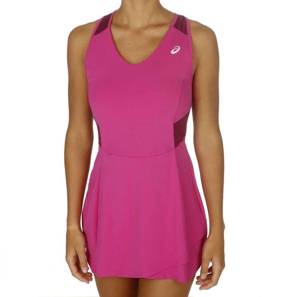 Pink berry kleid