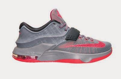 f3035ef9552 THE SNEAKER ADDICT  Nike KD 7 Calm Before The Storm Sneaker Available .