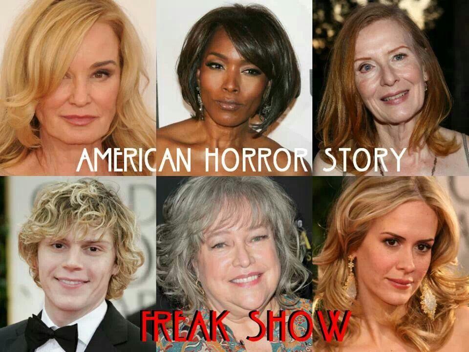 Frances Conroy American Horror Story Season 4