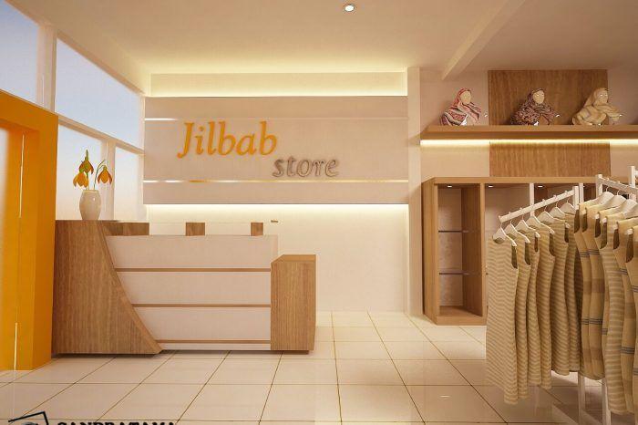 Furniture Kediri Toko Onlineshop Butik Gerai Muslim Jilbab Desain