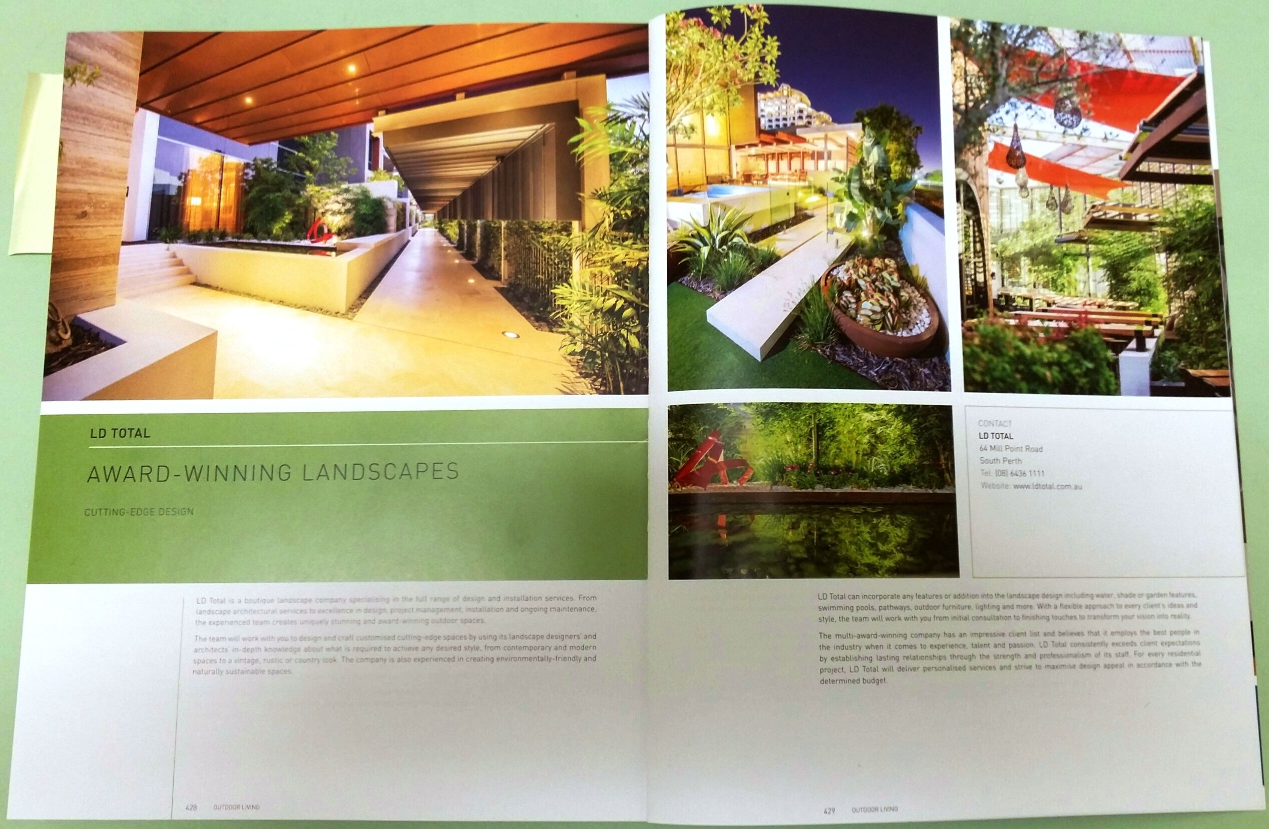 Western Australia Home Design + Living Magazine :: Issue 5 :: Editorial