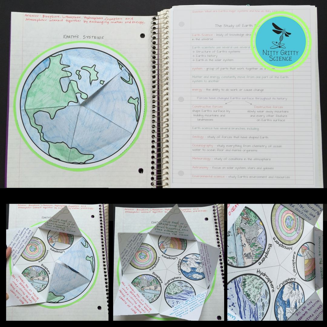 Introduction To Earth Science Worksheet Answers