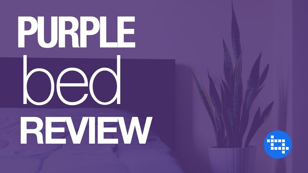 i just published a youtube video review of my lifeonpurple bed
