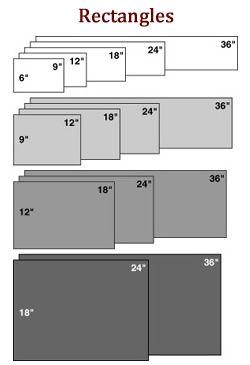 Globus Cork Tile Sizes Also Squares 69121824