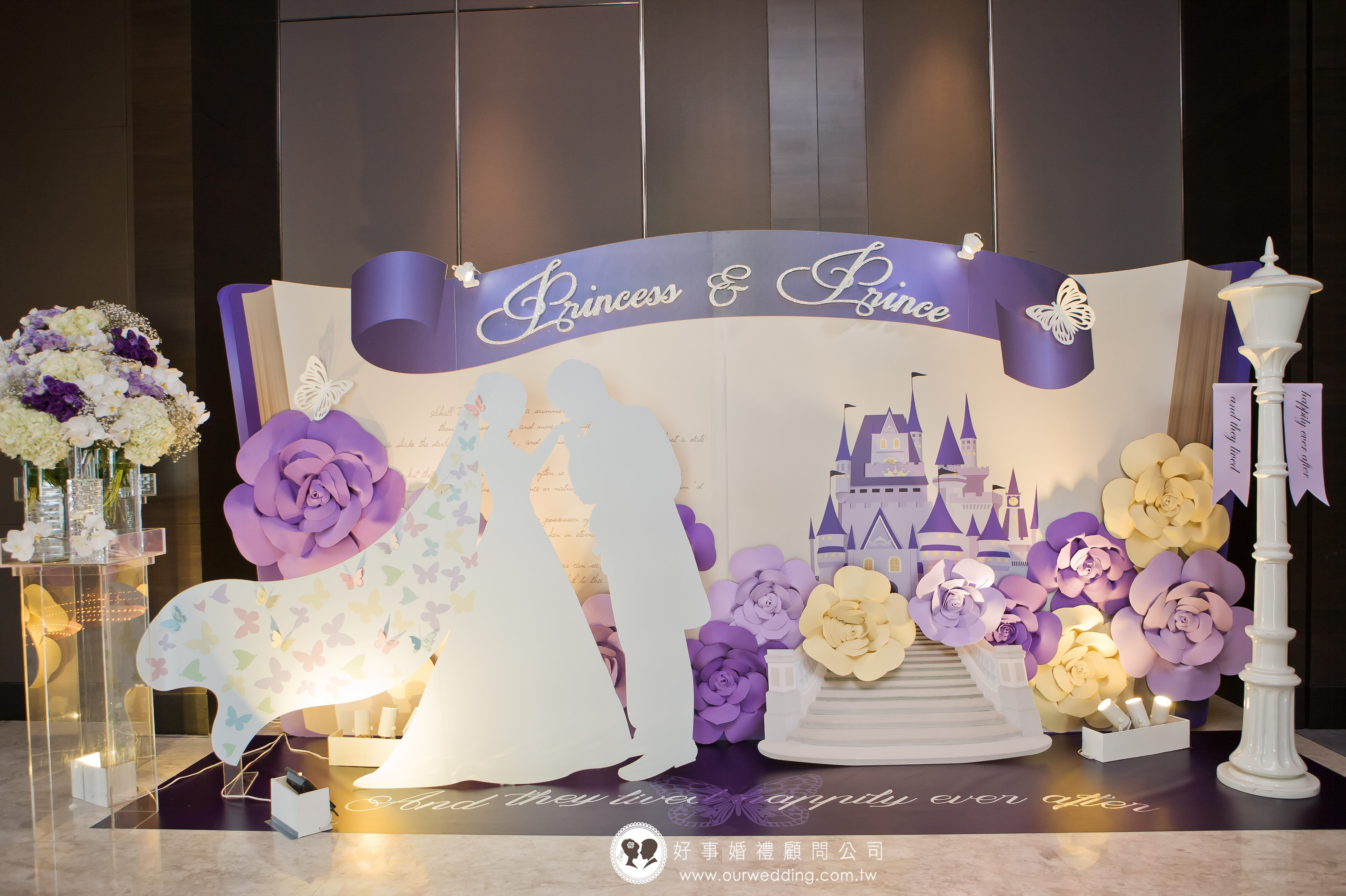 Wedding stage decoration without flowers IMGg   decoraciones  Pinterest  Backdrops