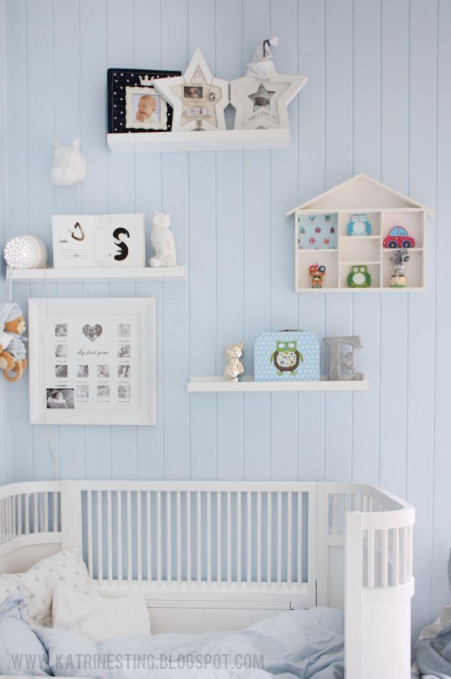 Chambre Garcon Inspiration Bleu Pastel Chambre Enfant Chambre