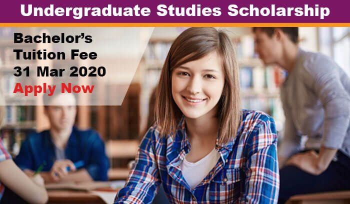 Undergraduate Studies Scholarship 2020 in Spain in 2020 ...